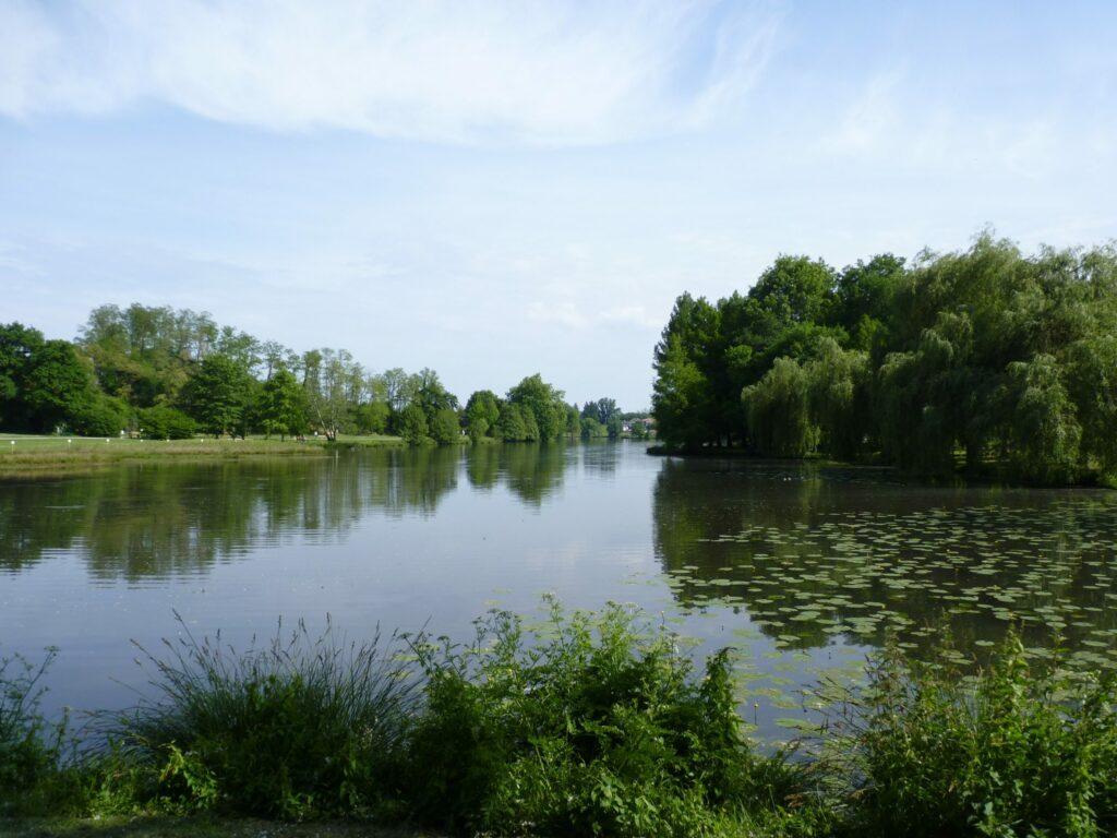 lac de Cristus Landes
