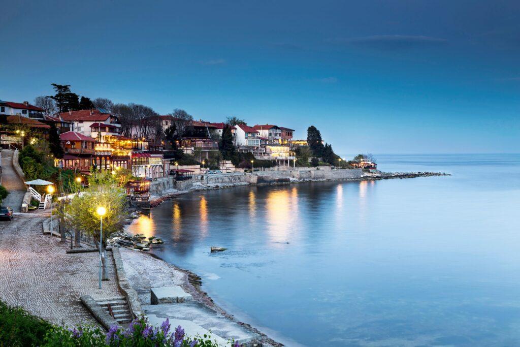 Nessebar Bulgarie