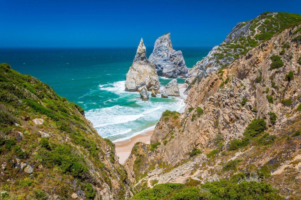 plage Ursa Portugal