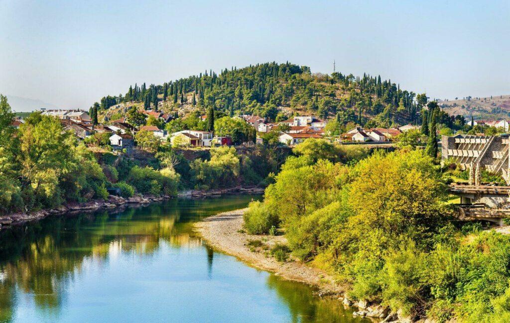Podgorica Monténégro