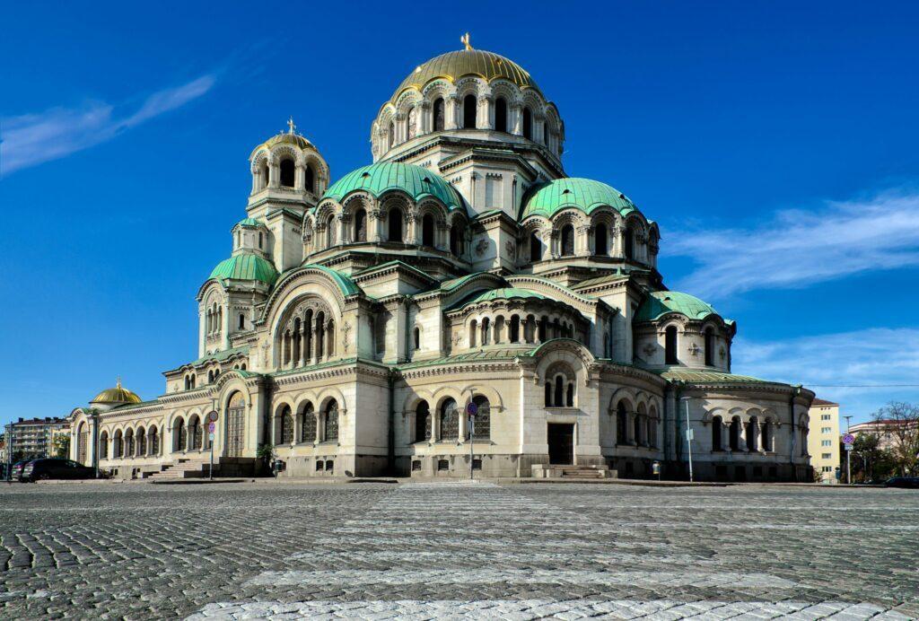 Sofia cathédrale