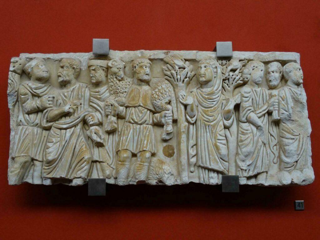 Musée départemental Arles antique