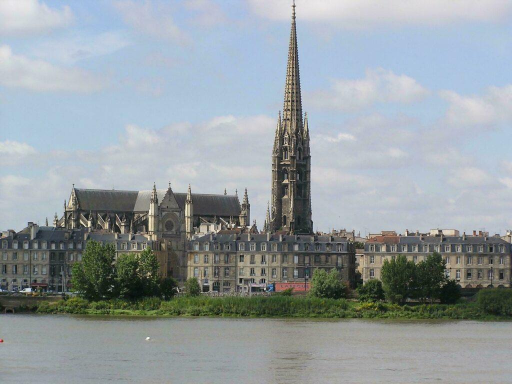 Basilique Saint-Michel à Bordeaux