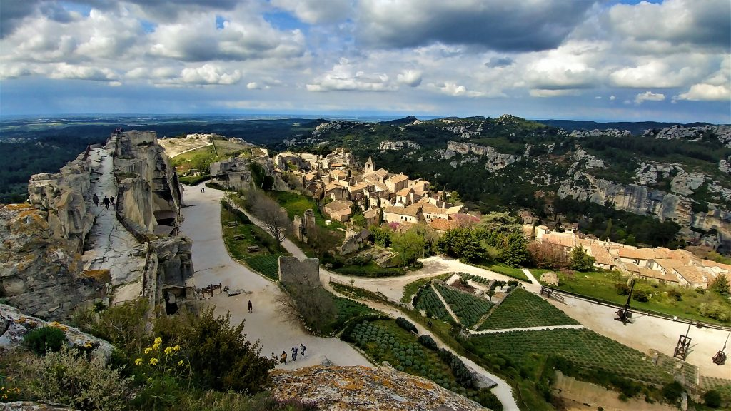 Visiter les Baux de Provence