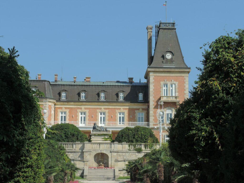 château Euxinograd
