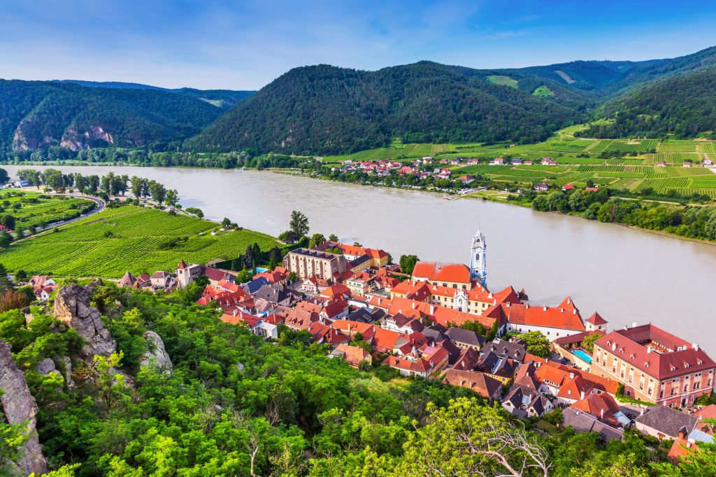 Danube Autriche