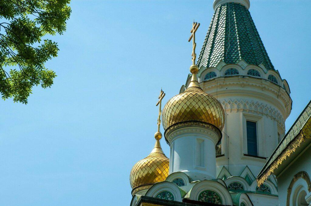 église russe Sofia
