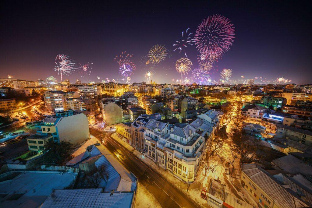 Fête à Varna