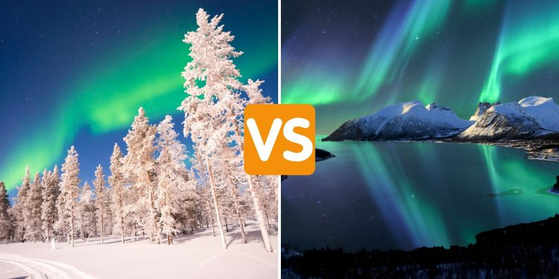 Finlande ou Norvège