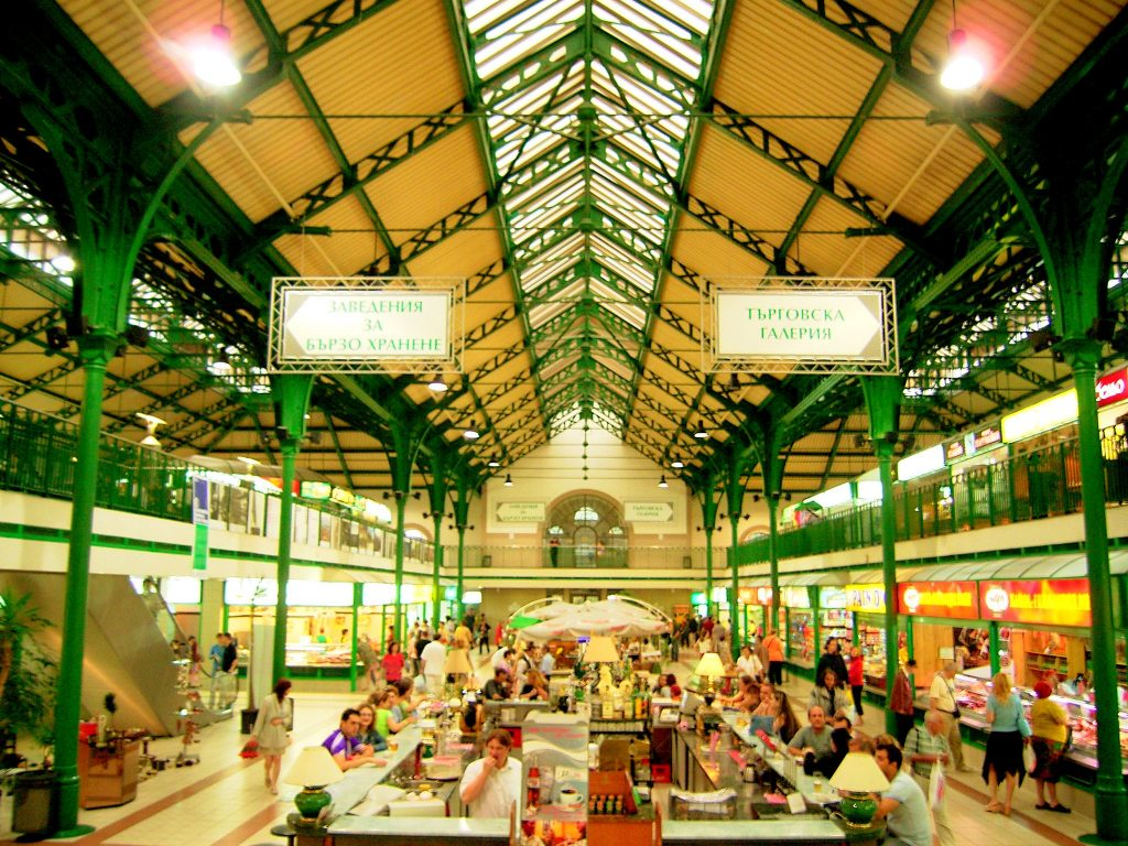 marché Central Sofia
