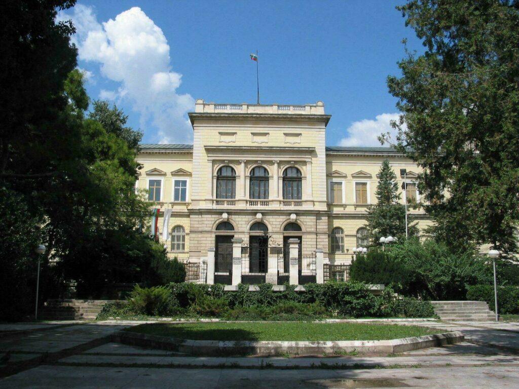 musée archéologie Varna