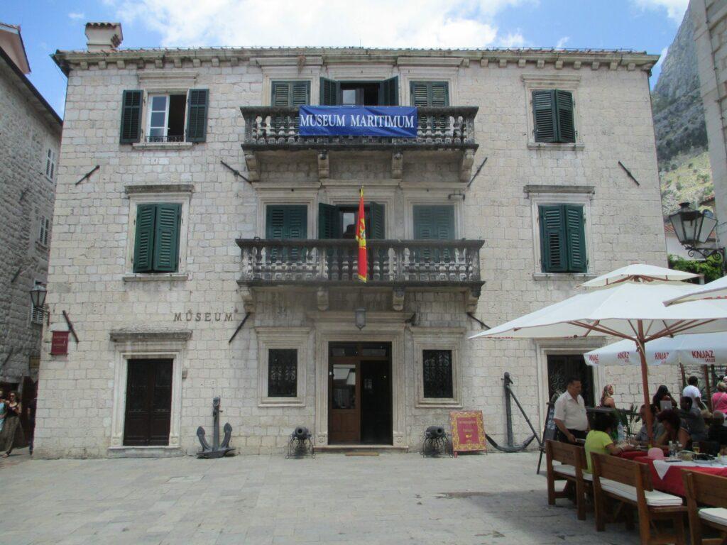 musée maritime Kotor