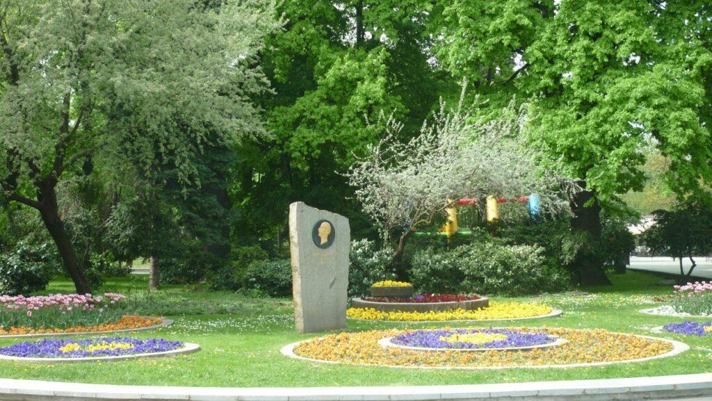 parc Borisova Gradina