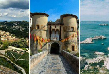 Que voir ou faire en Provence-Alpes-Côte d'Azur