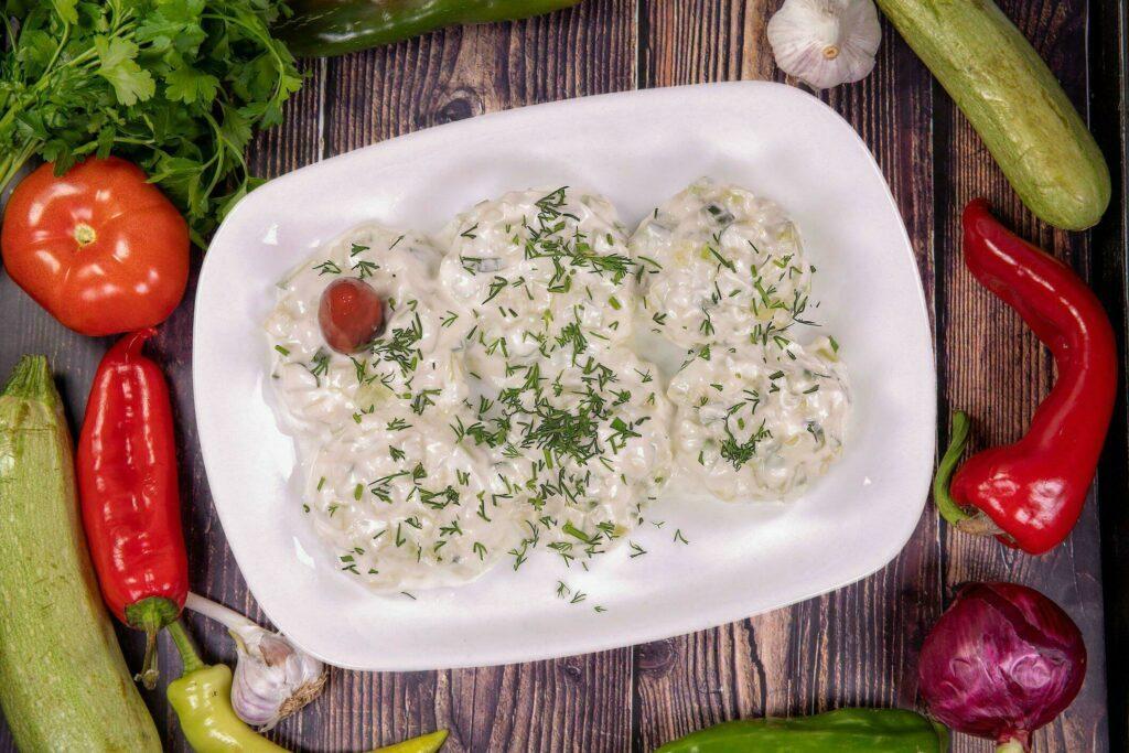 salade Snezhanka