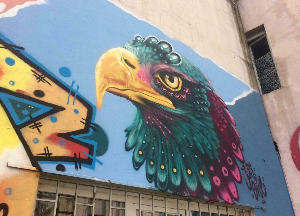 street-art Sofia