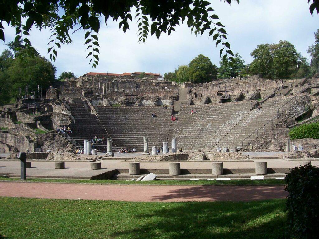Théâtre Gallo-romain à Fourvière