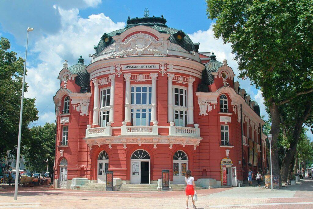 théâtre Varna