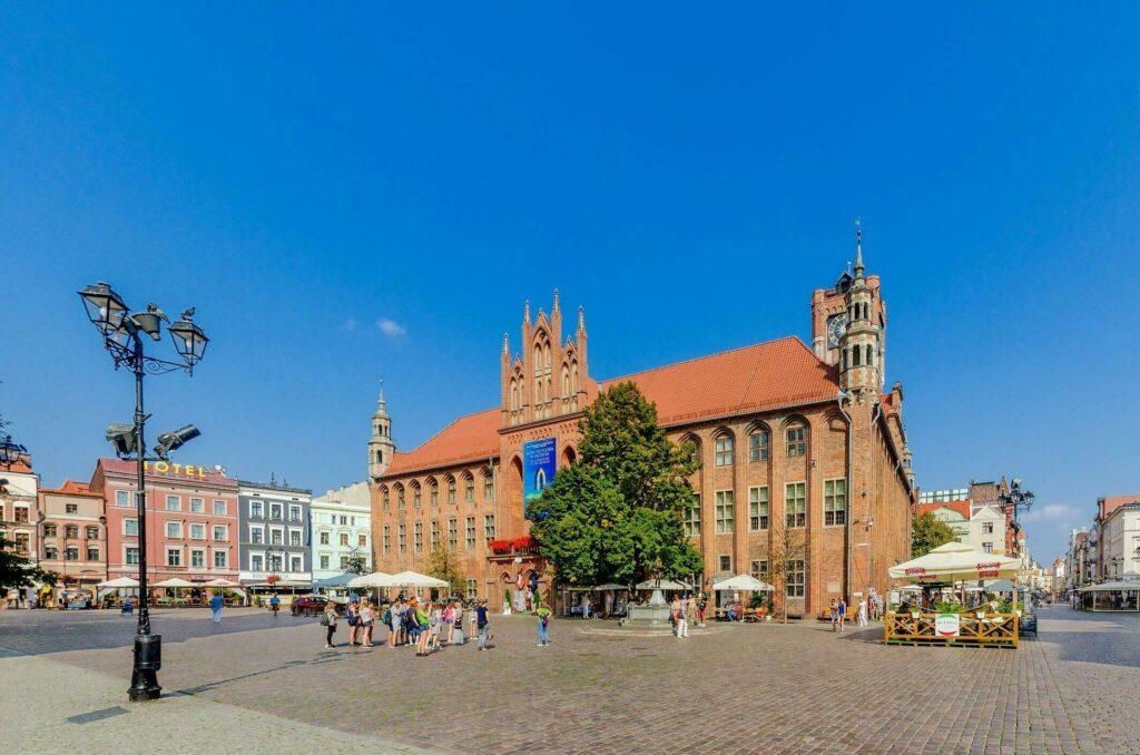 Torun en Pologne