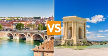 Toulouse ou Montpellier