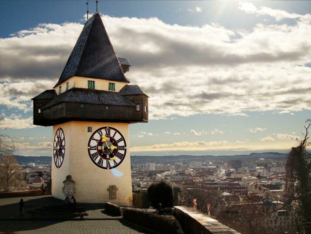 tour Horloge Graz