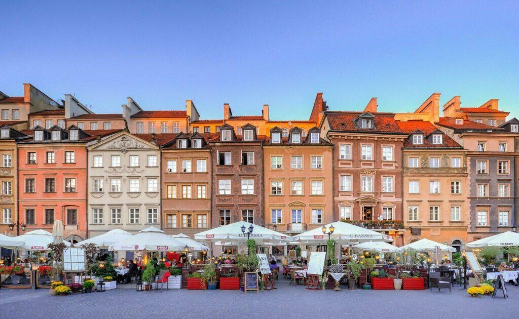 Varsovie Pologne