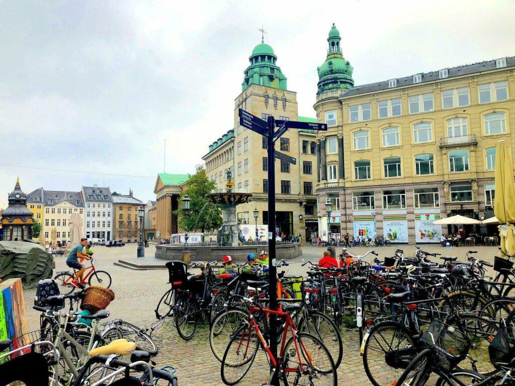 vélo Copenhague