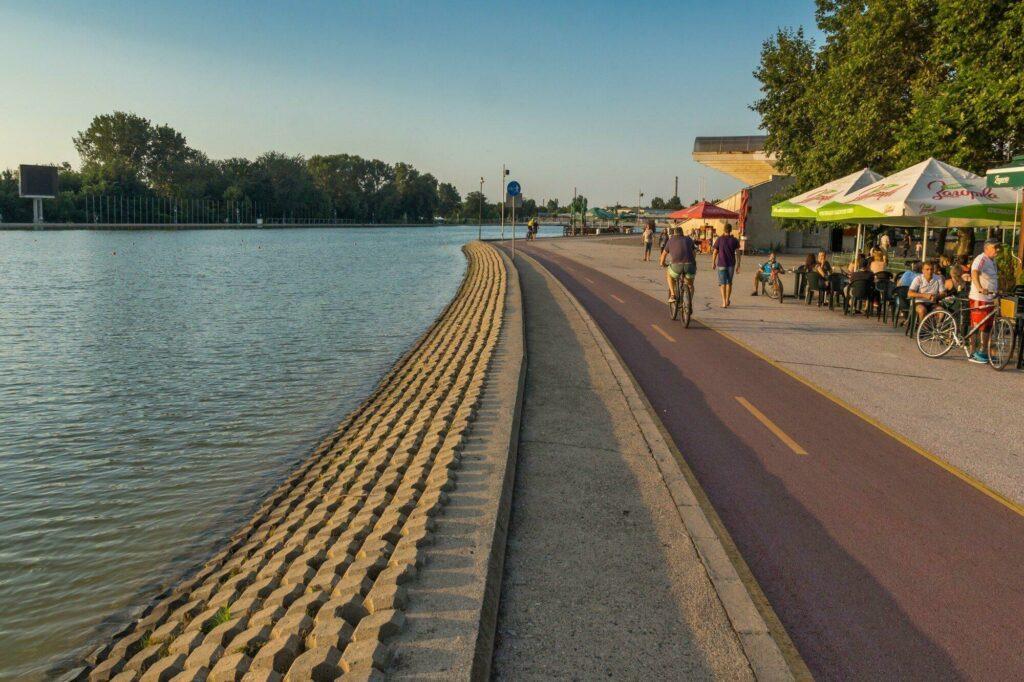 canal aviron Plovdiv