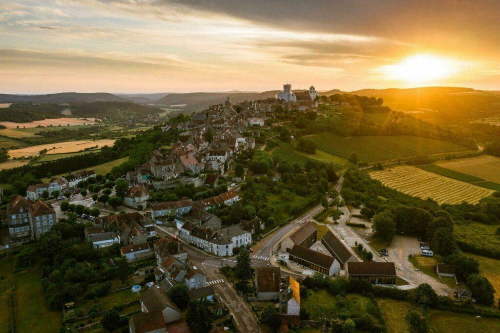 colline Vézelay
