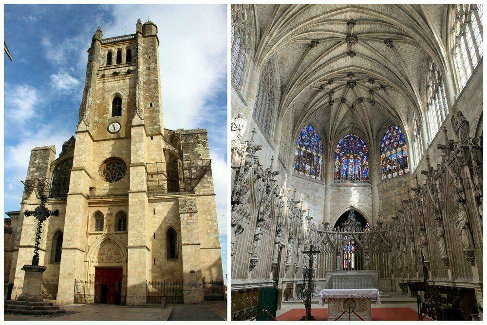 Explorer la cathédrale Saint-Pierre, dans le Gers
