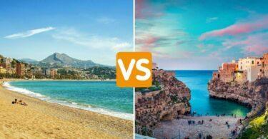 Espagne ou Italie