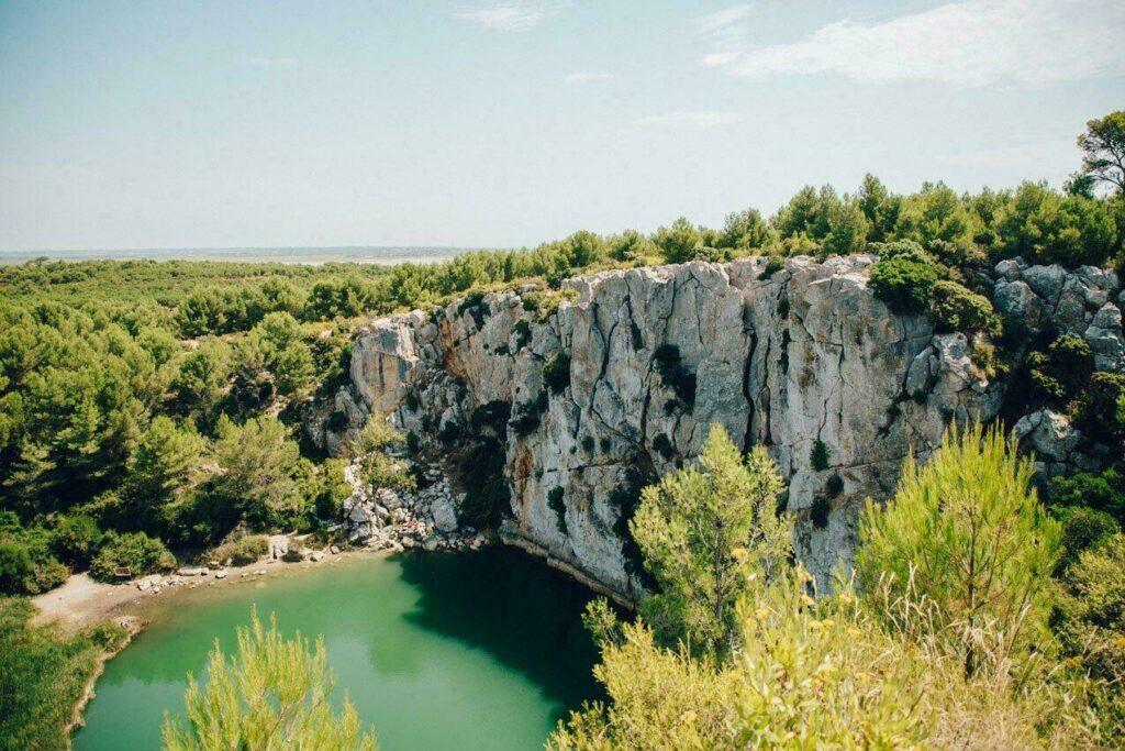 Découvrez, en Occitanie, le Gouffre de l'Oeil Doux Gouffre