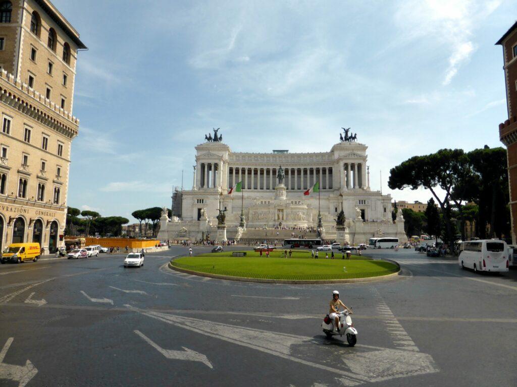 Rome, la Ville Éternelle
