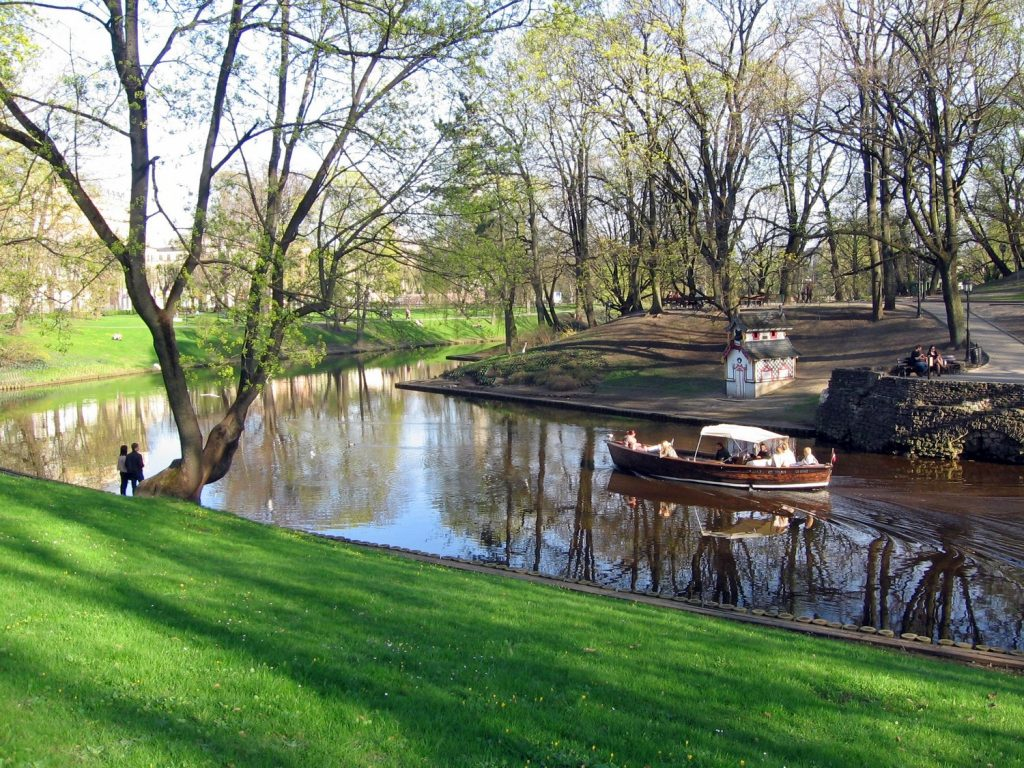 Kronvalda parc