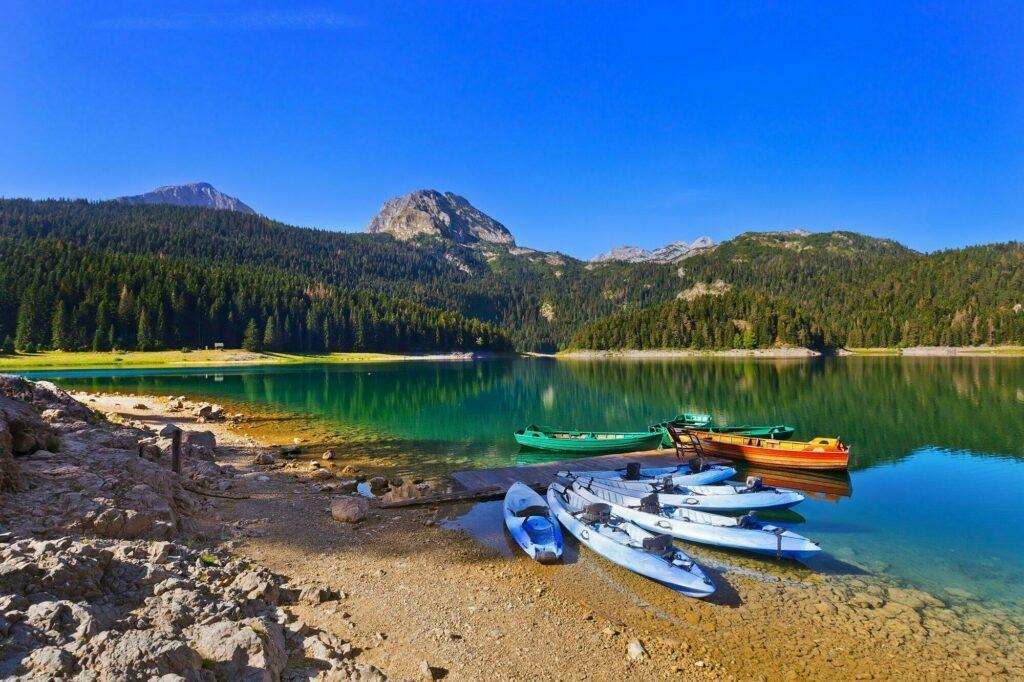 Lac Durmitor