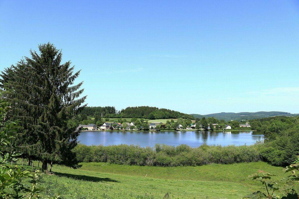 lac Settons autour de Dijon