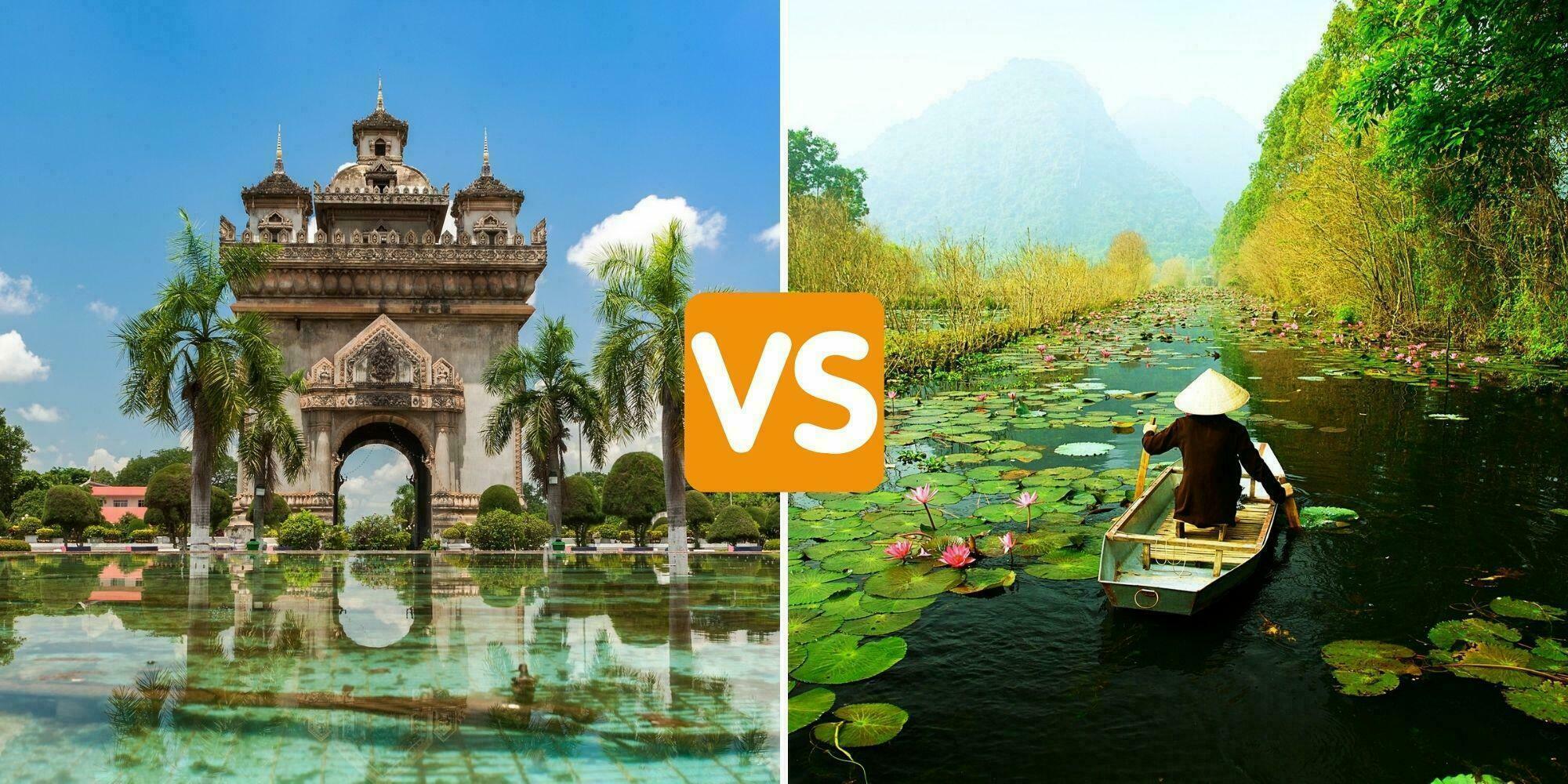 Laos ou Vietnam : où aller pour passer de merveilleuses vacances ?