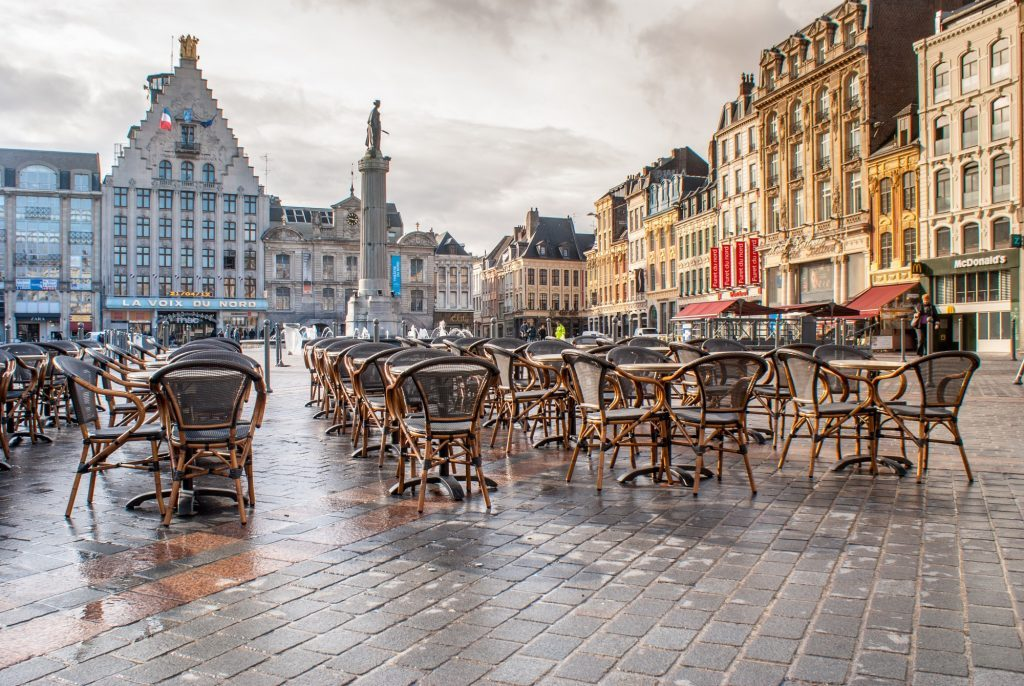 Lille Grand-Place