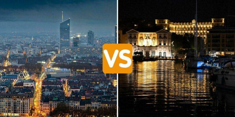 Lyon ou Marseille