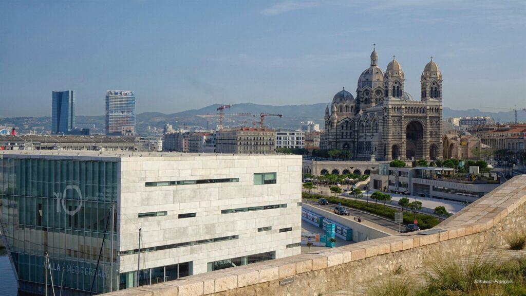 La cathédrale Sainte-Marie-Majeure, Marseille