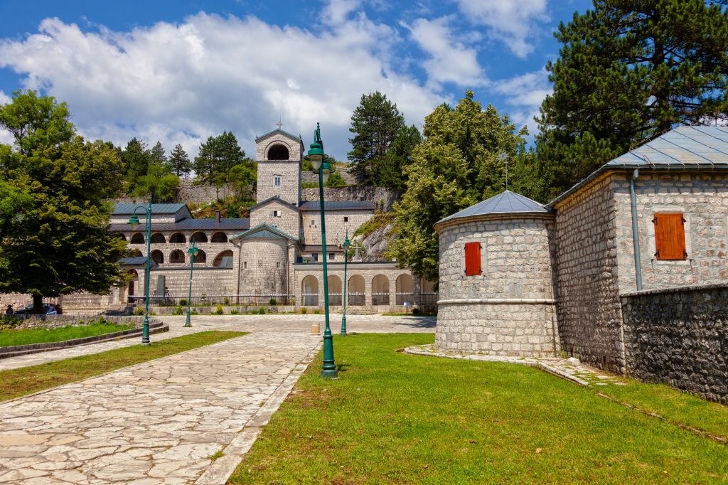 Monastère Cetinje