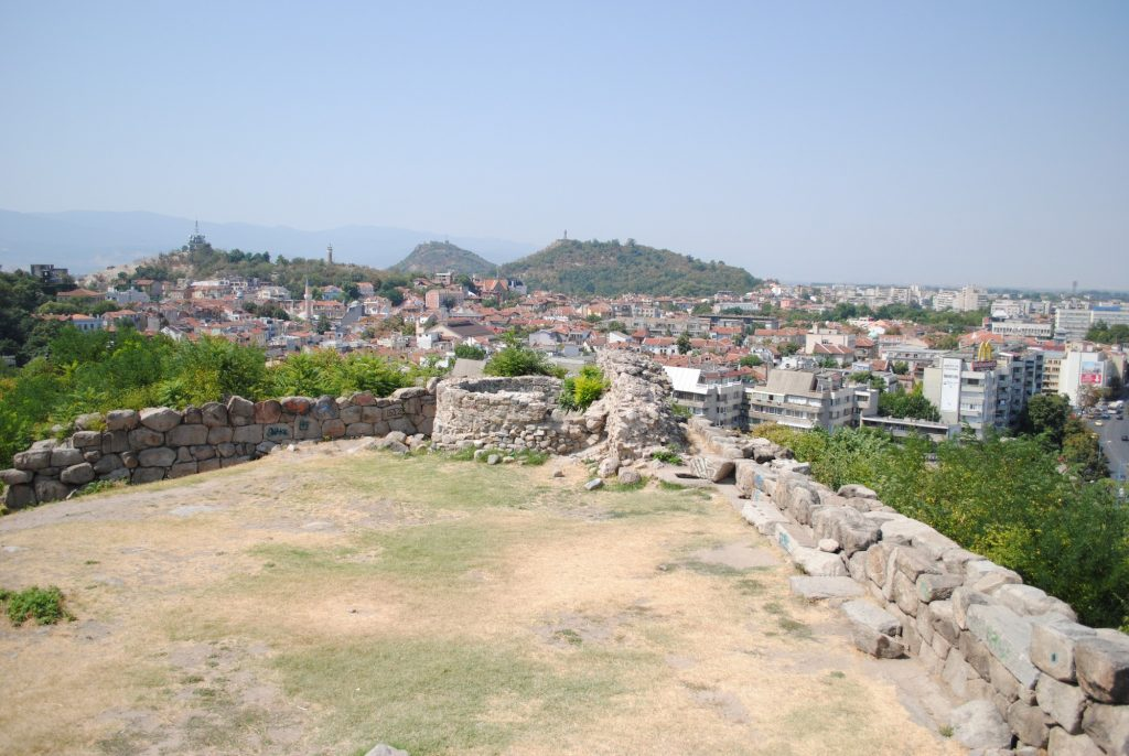 Nebet Tepe Plovdiv