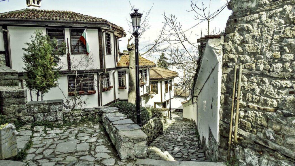 Plovdiv ville