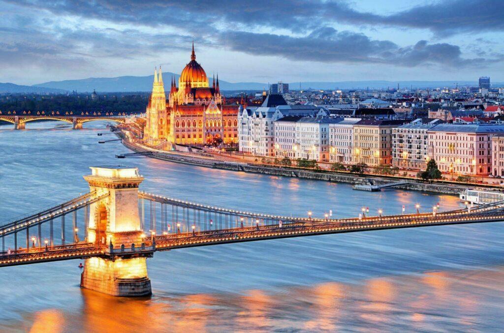 ponts Danube