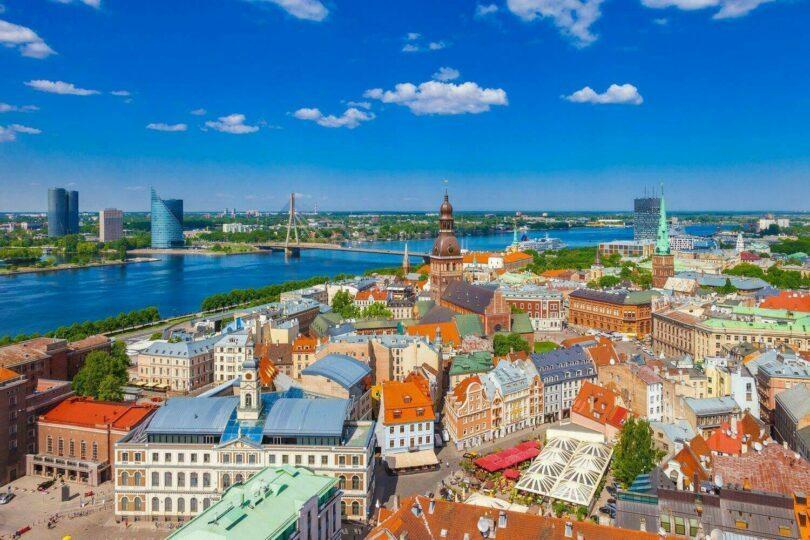 Riga Lettonie