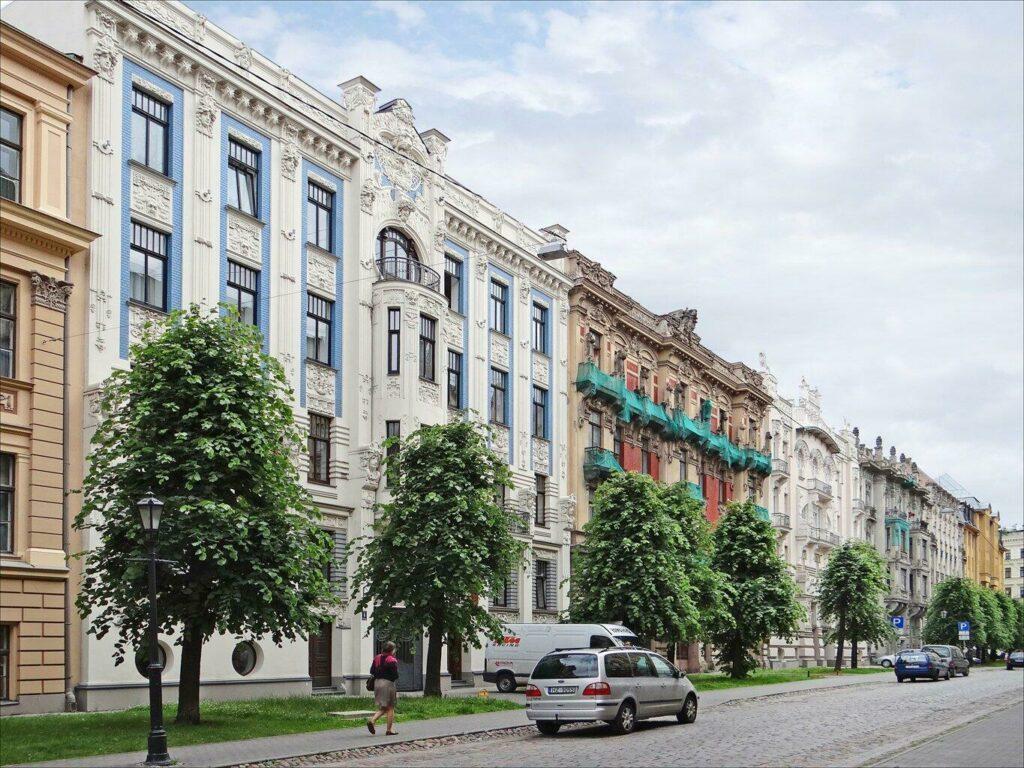 rue Alberta Riga