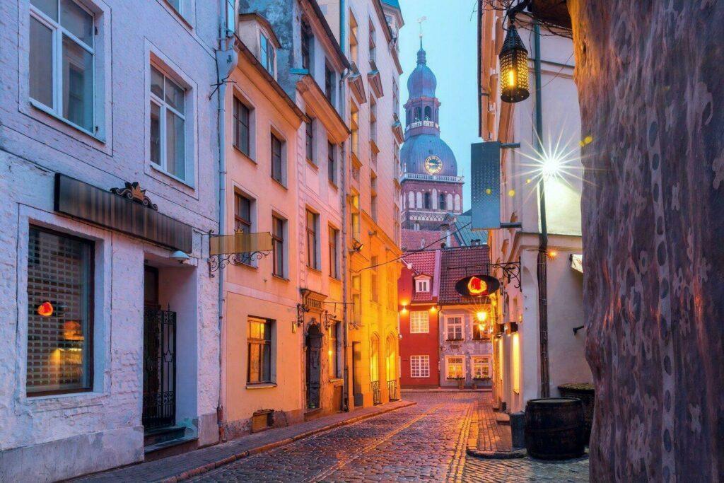 ruelles Riga