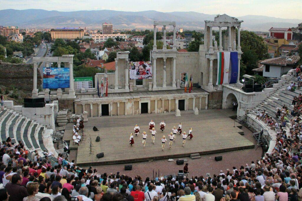 théâtre Plovdiv