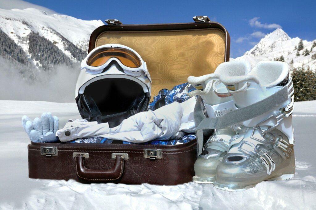 Préparez votre valise pour les vacances de ski