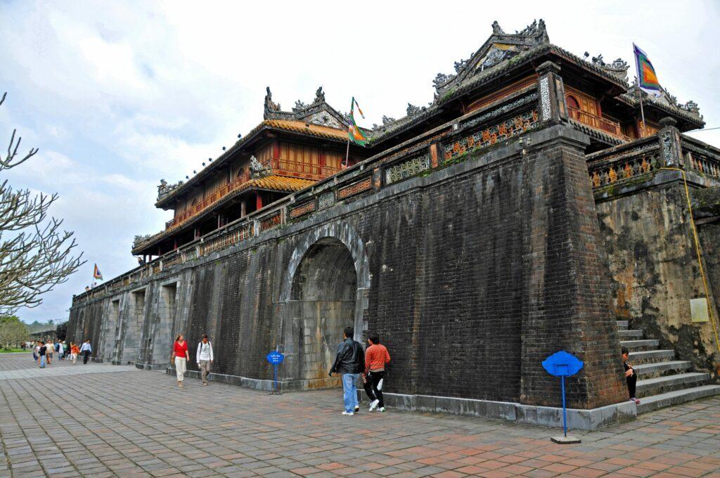 Citadelle Impériale, Hué